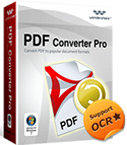 Wondershare PDF Converter Pro, Best PDF Converter software - box