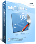 TidyMyMusic for Mac, best mp3 tag editor - box