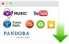 Record Music from Spotify, Record audio from internet - Record Unlimited Music
