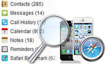 iPhone Data Recovery for Mac, Mac iPhone Data Recovery - Recover from Devices or iTunes Backup