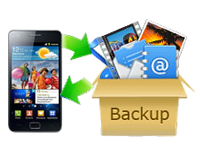 Android OS Phone file manager, manage android phone from PC - Backup & restore