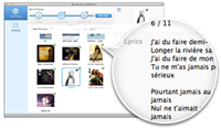TidyMyMusic for Mac, best mp3 tag editor - Lyrics