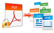 Wondershare PDF Converter Pro - Convert encrypted PDF files